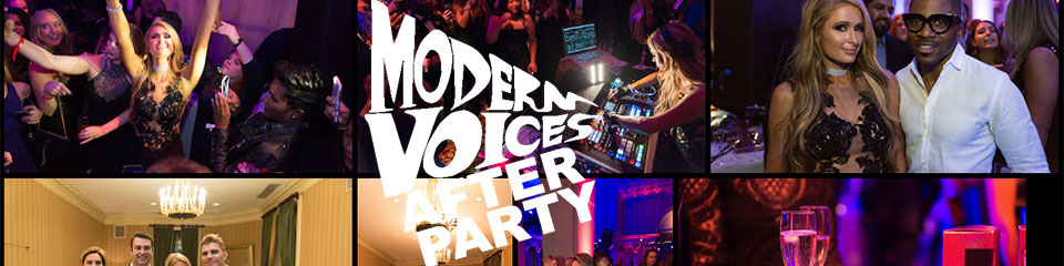 Night of Stars- Modern Voices After Party